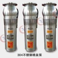 304 316QSP喷泉潜水泵主要技术参数