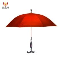 德之源智能保护伞老年人拐杖多功能让老人出行安全家人放心图片