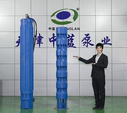 深井潜水泵操作和运行 天津深井潜水泵厂家