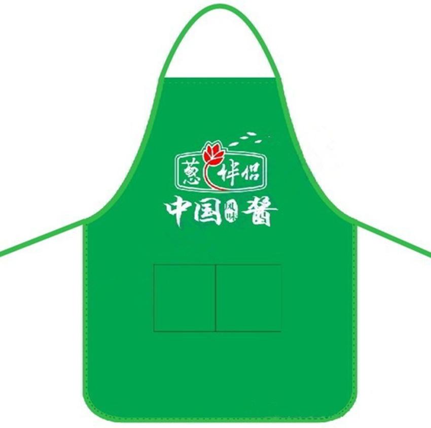 各种围裙上海定做厂家挂脖围裙销售