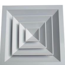 广东铝合金方形散流器优质供应商_佛山铝合金方形散流器厂家定制报价_铝合金方形散流器图片大全批发
