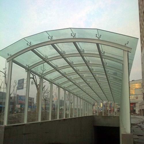 钢化玻璃雨篷供应商,杭州钢化玻璃雨篷供应商,扬州钢化玻璃雨篷供应商