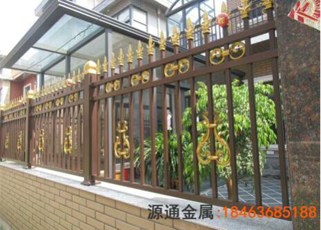 铝艺小区围栏/铝艺阳台护栏