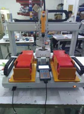 自动锁螺丝 三轴自动锁螺丝 双工位自动锁螺丝