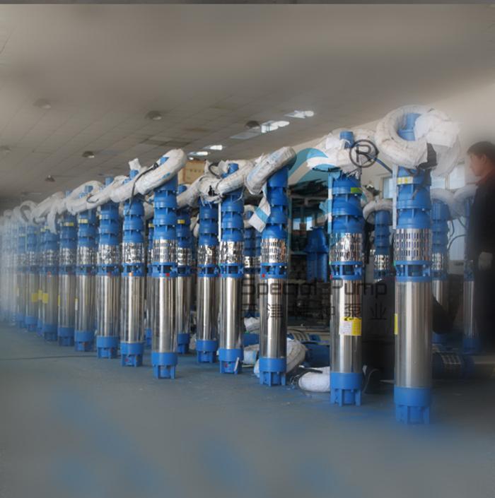 不锈钢潜水泵的发展趋势和注意事项