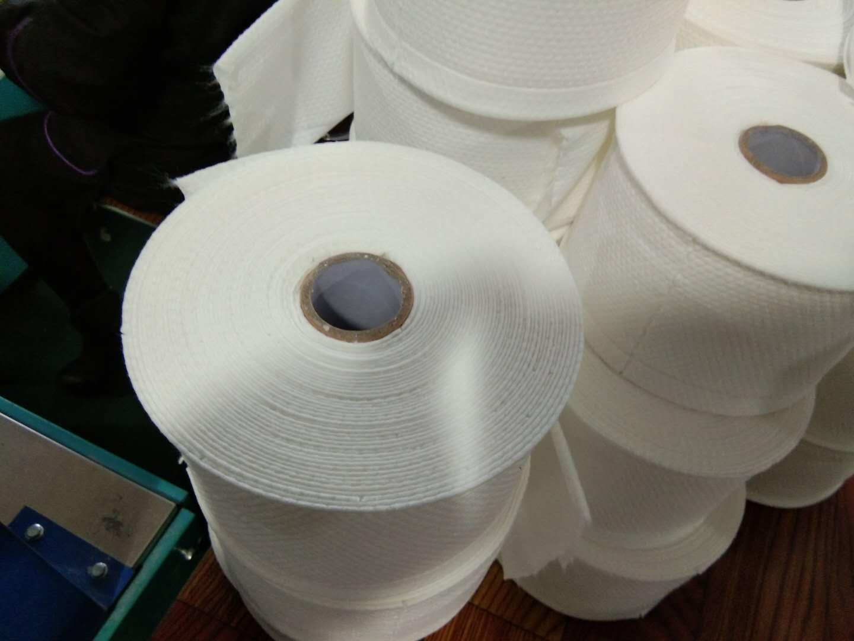 东莞双驰机械SC-R新型柔巾卷机一次性毛巾机洗脸巾机