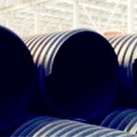 供应HDPE钢带增强螺旋波纹管天津排水管报价