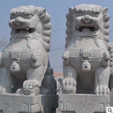 雕刻石狮子  雕刻石狮子报价 雕刻石狮子批发 雕刻石狮子供应商 雕刻石狮子生产厂家