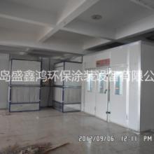 青岛环保喷漆房定制|青岛喷漆房价格|青岛喷漆房厂家图片