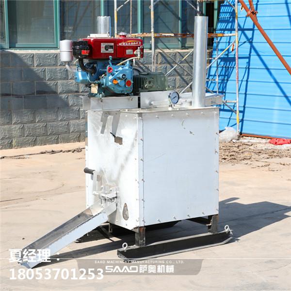 热熔釜拉萨市供应厂家直销的车载双缸热熔釜标线车型号全价格优惠