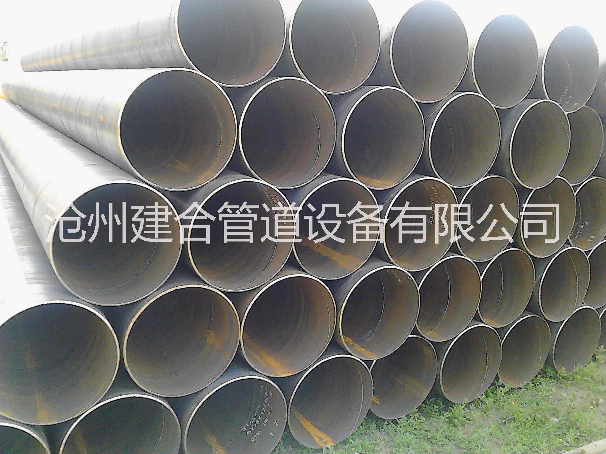 锥形管、热煨管、大口径直缝管2019厂家直供