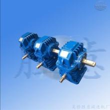 蜗轮蜗杆减速机WHX120价格    吴桥胜意机械厂定制非标减速机   摆线减速机   欢迎来电咨询