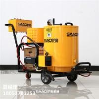 60升手推灌缝机徐州供应屋顶防水用的手推灌缝机可以灌胶也可以灌沥青