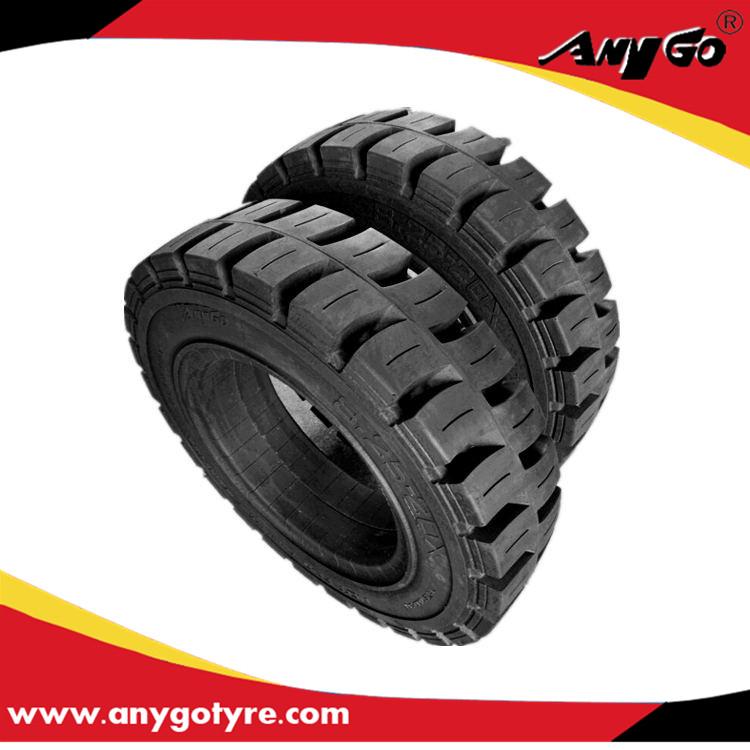 厂家直销AnyGo品牌装载机实心轮胎8.25-16