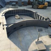 拱形骨架护坡模具 拱形骨架钢模具厂家批发
