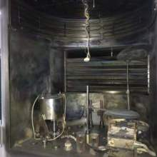 大量回收镀膜机PVD镀膜设备磁控溅射连续镀膜线全自动电镀生产线图片
