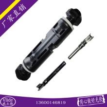 MC4光伏连接器Y型 一分三 一转三MC4接头电池板组件并联接头