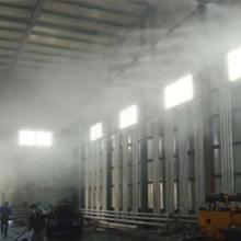 垃圾场除臭降温消毒高压自动喷雾设备信誉保证图片