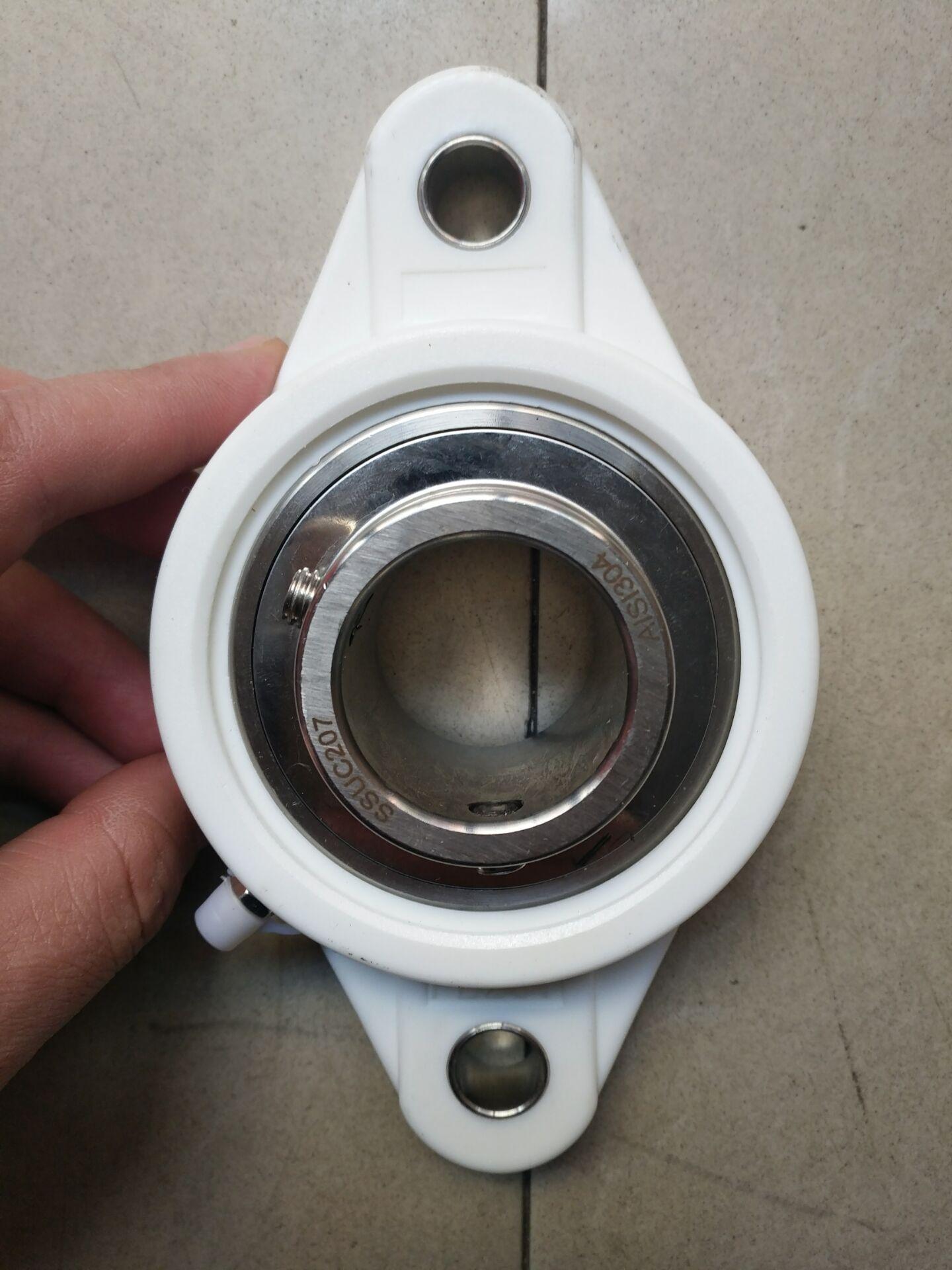 陶瓷轴承 塑料轴承 陶瓷球外球面轴承 防腐蚀陶瓷轴承 耐酸不生锈陶瓷轴承