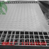 复合钢格板 佰纳金属制品--复合钢格板