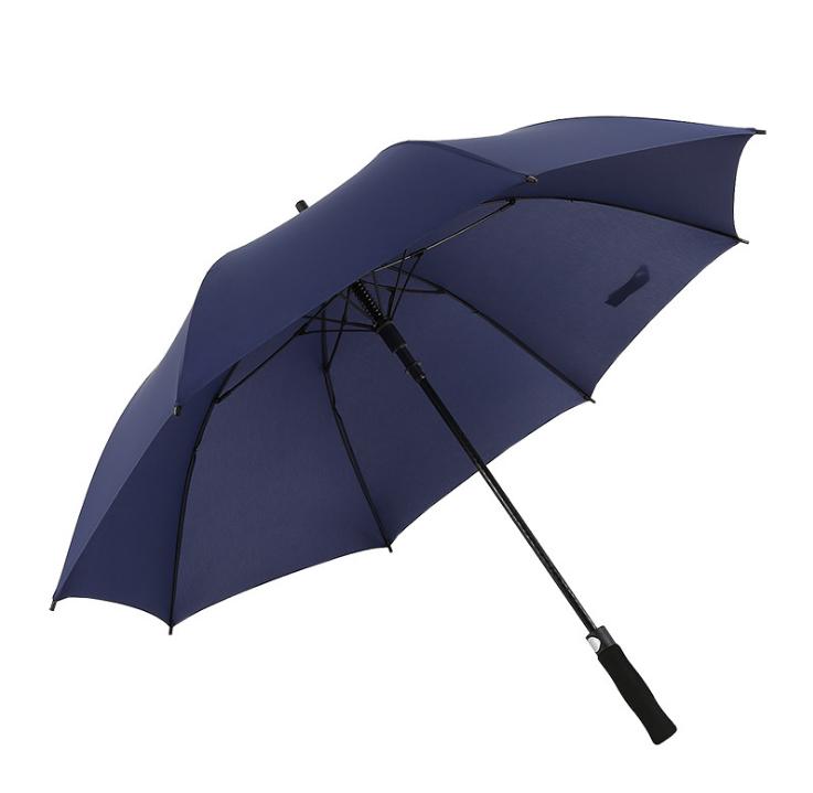 超大广告伞 定制商务自动纤维礼品伞 长柄伞高尔夫伞直杆伞雨伞批发