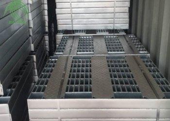 镀锌钢格板价格便宜厂家定制图片