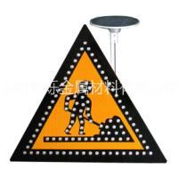 太阳能人行标牌批发厂家价格 道路交通太阳能人行标牌
