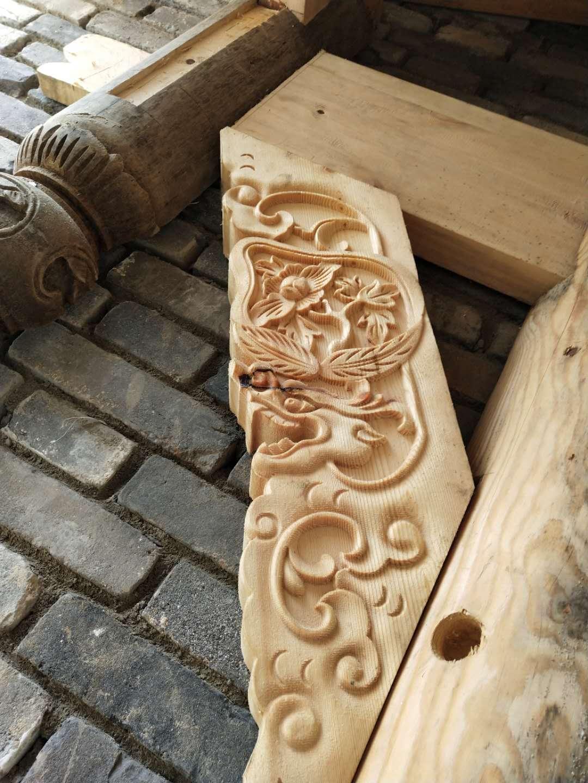 实木撑拱 实木撑拱/雕花撑拱图片/撑拱厂家 樟子松进口原木定制