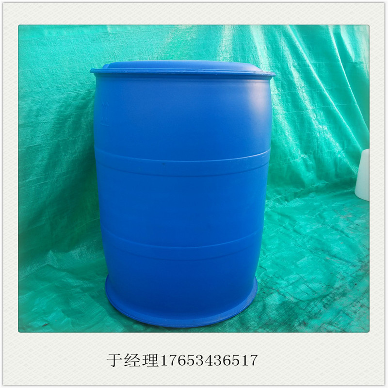 华东供应200L双环化工桶耐磨耐氧化双环化工桶