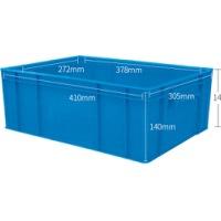 化工专用 电子厂胶箱生产厂家 塑胶篮 厂家直发 量大价优  周转箱 电子厂胶箱