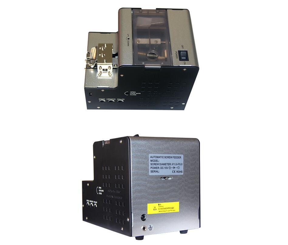MKS615-C螺丝排列机带计数工能 数显式可调轨道螺丝供料机送料机 泽达螺丝排列机