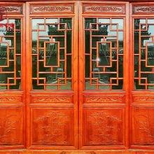 成都仿古门窗厂家,瑞森中式门窗定制平开窗批发
