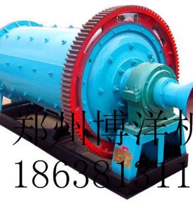 选矿设备节能球磨机图片/选矿设备节能球磨机样板图 (3)