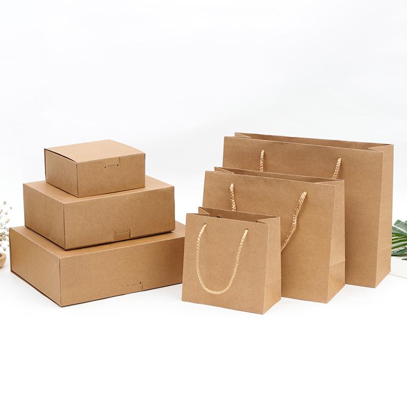 包装盒包装袋子包装盒厂家批发瓦楞纸包装盒卡通糖果礼品盒现货礼品盒盒定做 瓦楞纸包装袋子