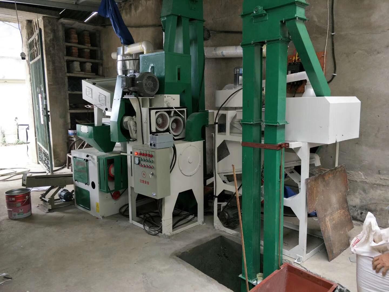 大米加工成套设备 碾米机销售