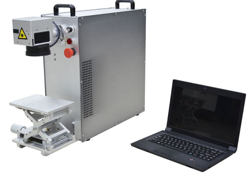 简易型光纤激光打标机