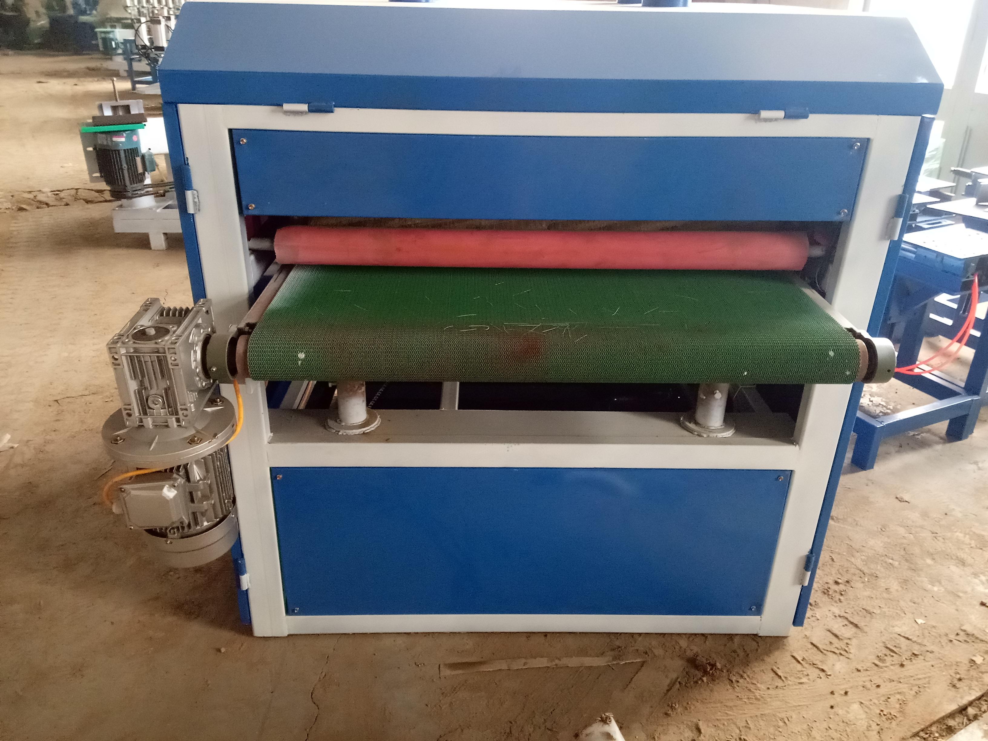 木工设备底漆砂光机支持定做销售
