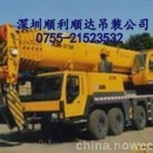 深圳龙岗专业搬迁工厂,吊车搬运机器,叉车出租卸货图片