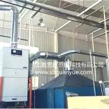 上海工业除尘工程__(厂房除尘木工除尘焊烟净化烟雾废气处理净化工程)图片