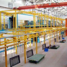 山东涂装设备厂家 中博环保科技 专业制作安装涂装设备图片