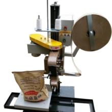 自动缝包机常规款双针封包机定制纸袋厂台式封袋机供应点