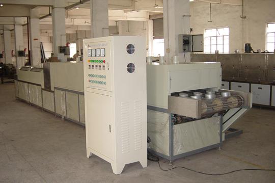 重庆全自动通过式超声波减震器高压喷洗烘干线