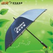 定制-美的空调广告伞 广告伞定制-美的空调广告伞 广告伞订做 广州高尔夫雨伞订做批发