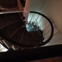 楼梯,中柱旋转楼梯,霸州实木中柱旋转楼梯厂家定制,厂家直销