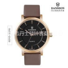 深圳手表廠定制加工優雅簡約情侶手表批發