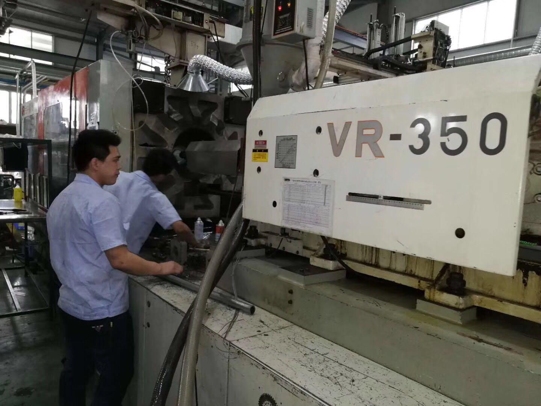 东莞工厂台中精机VR350注塑机,现场处理出售,价格便宜