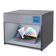 人造草丝标准光源对色灯箱图片