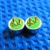 背极式抗干扰4015插件咪头图片