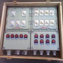 定制动力照明防爆配电箱 防爆控制箱 不锈钢防爆箱防爆 防爆空箱图片