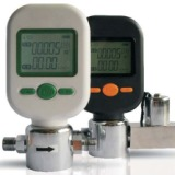 供應台湾液體 氣體質量流量計MF5700 醫用氧氣表